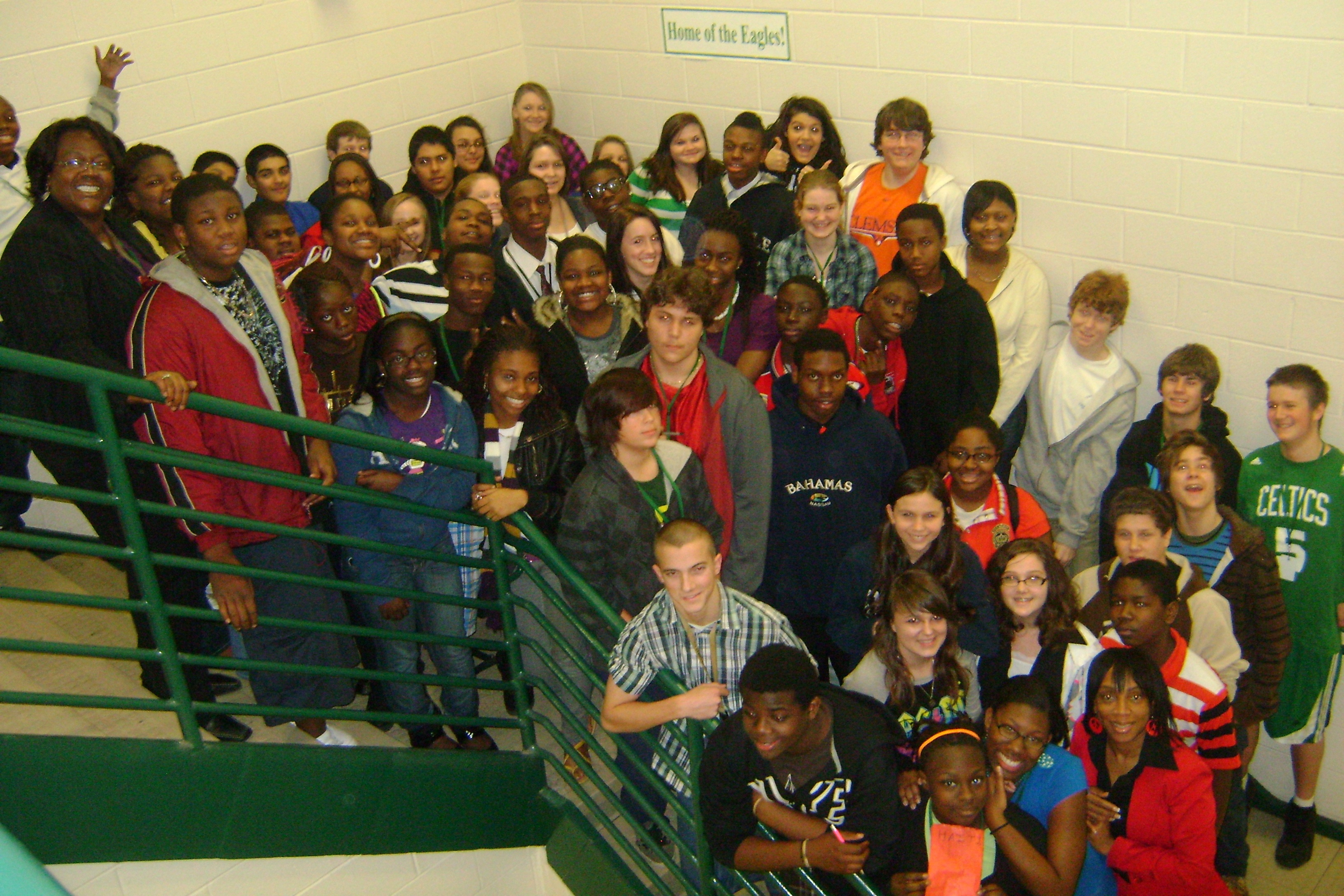Ladys Island Middle School Beaufort Com Sc